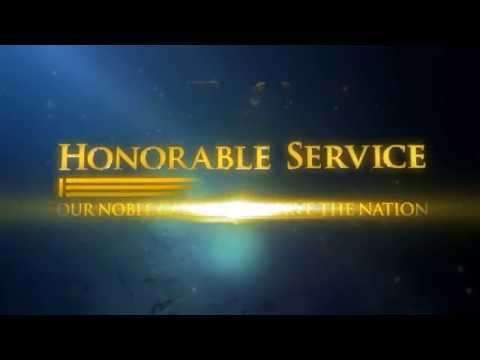 Honorable Service Theme Video Screenshot