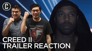 Video Creed II Trailer Reaction & Review MP3, 3GP, MP4, WEBM, AVI, FLV Juni 2018