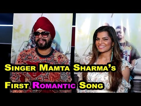 Singer Mamta Sharma's  First Ever Romantic Single Rajj Rajj Ankhiyan Roiyan With Ramji Gulati & Bohe