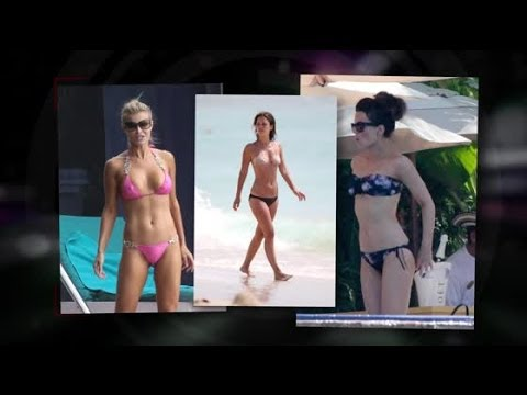 check - Subscribe to Splash News: http://smarturl.it/SplashSub We compiled some of the hottest beach bodies of 2013. Find out which celebrities made the cut. Splash ...