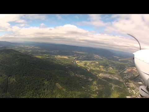 2013-09 Flight Down the Shenandoah Valley