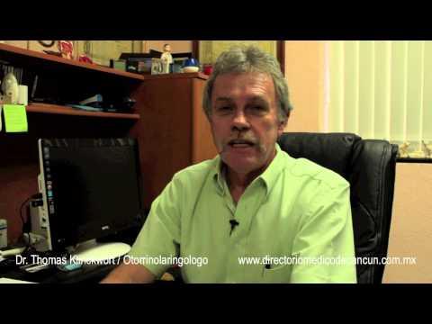 Dr. Thomas Klinckwort I. - Otorrinolaringólogo en Cancún