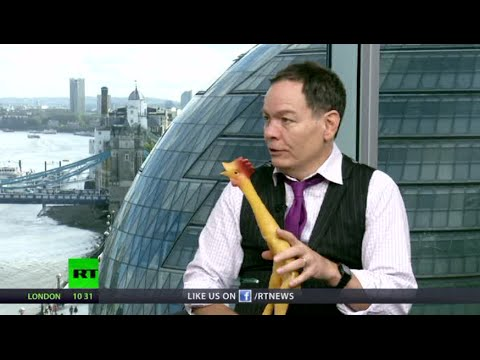 punk - In this episode of the Keiser Report, Max Keiser and Stacy Herbert discuss Johnny Rotten challenging Russell Brand and offer the show as a platform for a debate between the two. Max notes that...
