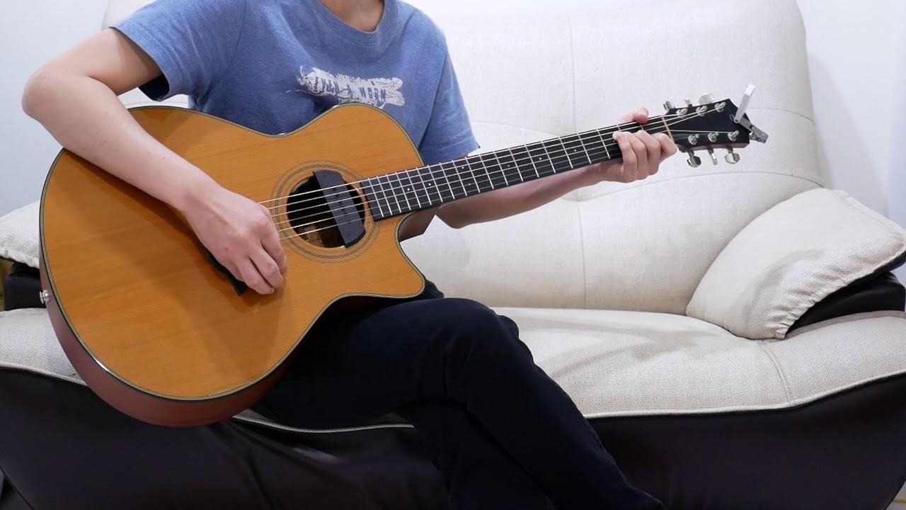周興哲 – 怎麼了 (acoustic guitar solo)