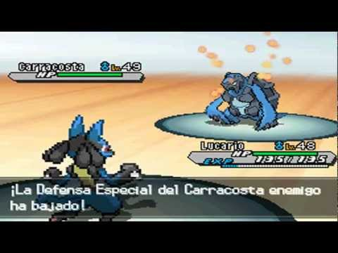 Pokémon Black 2 & White 2 - Vs Líder Ciprián (Shizui)