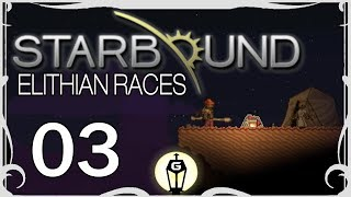 Let's Play Starbound 1.3 with the Elithian Races! A new universe of adventure awaits! Follow our Starbound Elithian Races playthrough on the playlist: ...