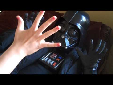 Surprised Darth Vader (