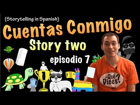 Cuentas Conmigo (Temporada 2) - Episodio 7 (Vergangenheit)