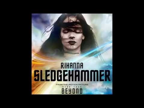 Rihanna - Sledgehammer (Audio)