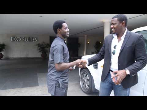 Ay Comedy Skit - Ay Fights Ghanaian Actor John Dumelo