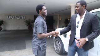 Ay Comedy Skit - Ay Fights Ghanaian Actor John Dumelo