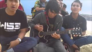 Dekat di Hati (WS Cover) feat. Deruh Ombak Pantai Klayar, Pacitan, Jawa Timur