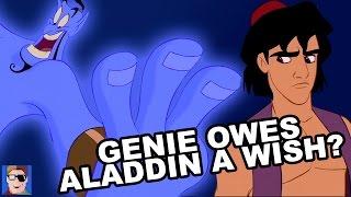 Video Aladdin Theory: Genie Owes Aladdin A Wish MP3, 3GP, MP4, WEBM, AVI, FLV Januari 2019