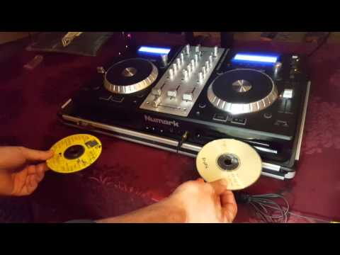 Numark dj controller Mixdeck Express professional dj system Tyler Cornell Tutorial