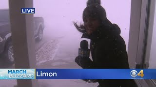 Colorado Blizzard Brings Insane Wind Gusts On Eastern Plains