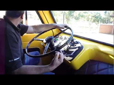 Caminhão Alfa Romeo FNM - Cambiando (1)