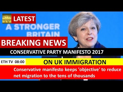 UK Immigration Breaking News 19th May 2017