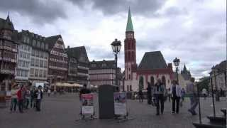 Frankfurt am Main Germany  city pictures gallery : Frankfurt am main Hessen germany city tour
