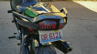 3. 2009 Yamaha FZ1