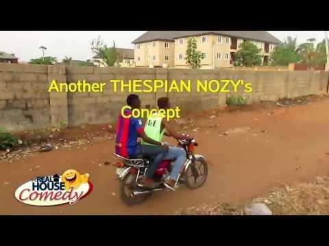 OKADA (Real House Of Comedy) (Nigerian Comedy)