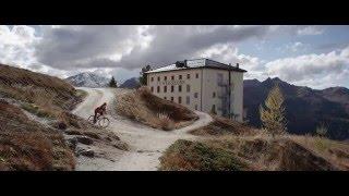 Le Valais, décor d'une série - video (1)