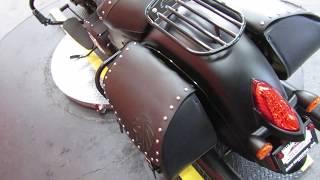6. 2016 Indian Chief Darkhorse at Biggs Harley-Davidson San Marcos, CA