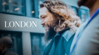 Video We're in London! | Jason Momoa Aquaman Tour MP3, 3GP, MP4, WEBM, AVI, FLV Desember 2018