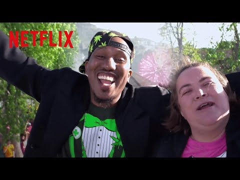 Disjointed | Teaser: 420 Musical Singalong | Netflix