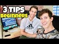 3 Tips For Beginner Traders In The Stock Market | Ricky Gutierrez