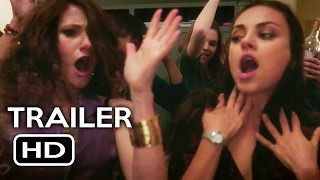 Bad Moms Official Trailer #2 (2016) Mila Kunis, Kristen Bell Comedy Movie HD by Zero Media