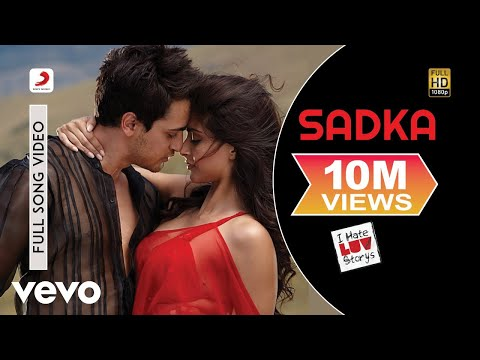 Sadka Full Video - I Hate Luv Storys|Sonam Kapoor, Imran Khan|Suraj Jagan, Mahalaxmi Iyer