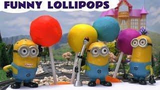 Funny Lollipops