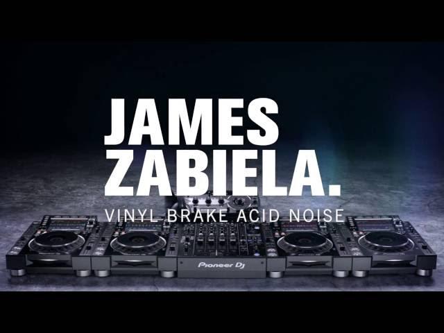 James Zabiela NXS2 Tricks - Vinyl Break Acid Noise