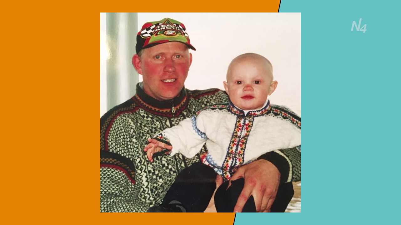 Ungt fólk og krabbamein: Stefán Haukur Björnsson WaageThumbnail not found