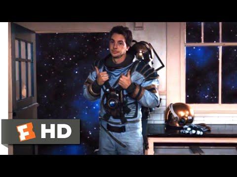 Zathura (2005) - Time Sphincter Scene (4/8) | Movieclips