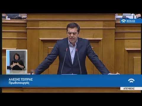 Α.Τσίπρας(Πρωθυπουργός)(Μεταρρυθμίσεις προγράμματος οικονομικής προσαρμογής) (15/01/2018)