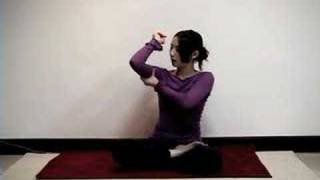 《PAEONIA 沛妮爾》美的花園 / 拳瑜珈 - 瘦手臂