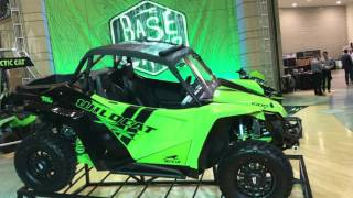 7. 2018 Arctic Cat Wildcat 1000 SXS For sale-Information-Top Speed.