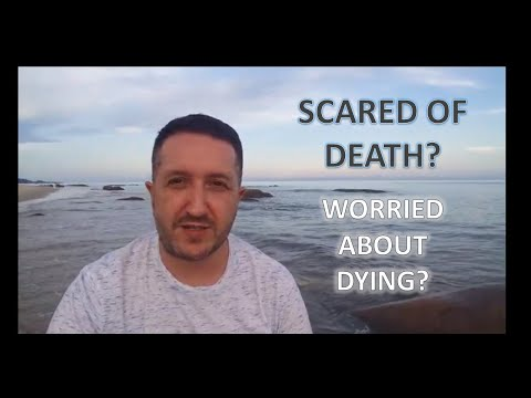 Scared to death of dying? Fear, panic attacks and anxiety?