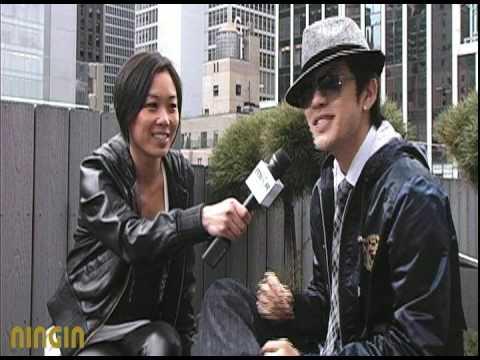 Ningin Interview: Se7en in New York City, March 2009 HQ