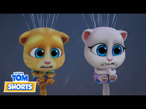 🌳 Treehouse Rescue Party 🎉 - Talking Tom Shorts (S2 Episode 14)