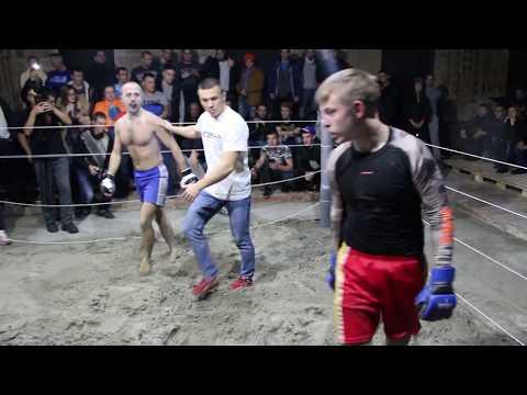STRELKA в ТЮМЕНИ: ✅18 летний боец-первый бой в ринге (видео)
