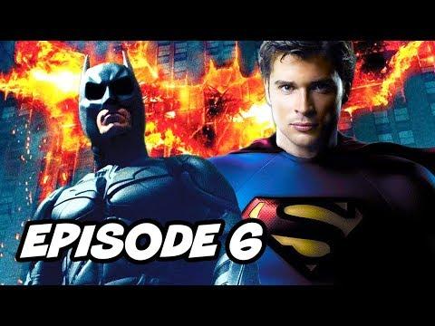 The Flash Season 6 Episode 6 - TOP 10 WTF Batman Superman Teaser Breakdown