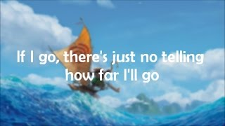 "download lagu download musik download mp3 Lyrics: ""How Far I'll Go"" (Alessia Cara version) from Disney's Moana"