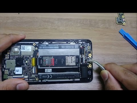 , title : 'How to replace the broken mic of an asus zenfone 5 (A501 CG)'