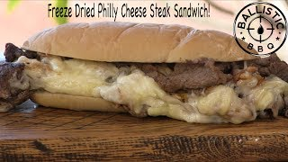 Freeze Dried Philly Cheese Steak! Watch This Before Getting Your Harvest Right Dryer!