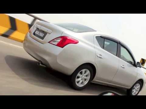 Rent a car Nissan Almera (2013-2016) Video