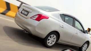 2013 Nissan Almera Test Drive | Live Life Drive