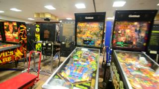 Daventry United Kingdom  City pictures : UK Pinball Party 2013 Daventry - Walk-through (09/08/2013)