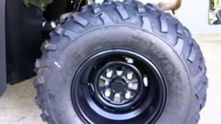 8. 2016 Honda Rancher 420 DCT ATV Walk-Around Video | TRX420FA1G Automatic FourTrax 4x4 Four Wheeler